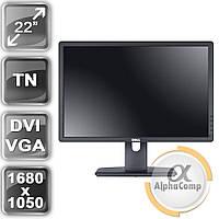 "Монитор 22"" DELL P2213T (TN/DVI/VGA/DisplayPort) USB class B БУ"