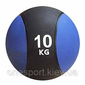 Медбол 10 кг SPART(Rising) MB6304-10 + сертификат на 100 грн в подарок (код 110-504627)