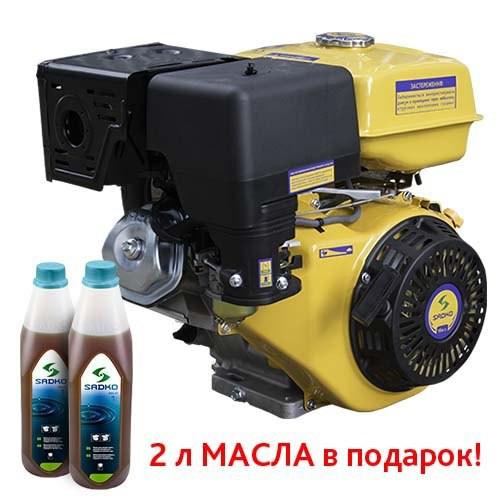 Двигатель бензиновый Sadko GE-440 (16 л.с.)