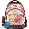 Ортопедичний рюкзак для дівчинки Kite Popcorn the Bear PO18-521S (1-4 клас)