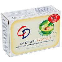 Натуральное глицериновое мыло CD milde seife 125 г