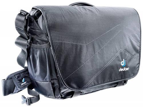 """Повседневная сумка на плечо, для ноутбука 15,6"""" DEUTER OPERATE II, 85073 7400 черный"""
