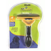 Расческа-триммер FURminator для крупных собак с короткой шерстью 10 см (BcXz45V)