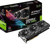 Asus PCI-Ex GeForce GTX 1080 Ti ROG Strix OC 11GB GDDR5X (352bit) (1569/11010)