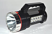 Светодиодный фонарь 1012 с солнечной панелью, фото 1