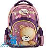 Ортопедический школьный рюкзак для девочки Kite Popcorn the Bear PO18-518S
