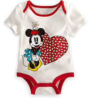 Боди Мини с сердцем  (Размер 2Т) Disney (США)