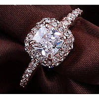 Женское кольцо Шампань, фото 1