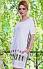 Платье женское Цвет Черный Ткань вискоза Сезон Весна 2016 Размеры 42-46 Длина 88 см