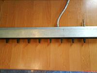 Пневмо-механические захваты широкогорлой стеклотары.