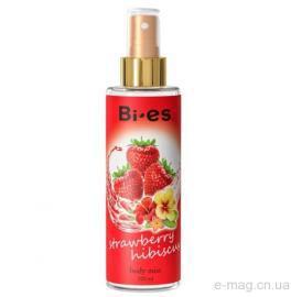 Спрей для тела Bi-es Body Mist Strawberry - Hibiscus 200 мл