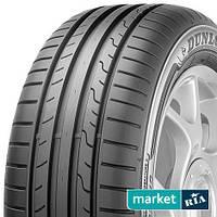 Летние шины Dunlop SP Sport BluResponse (215/60 R16)