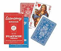 Карты игральные Piatnik Economy Bridge 55 листов 1100