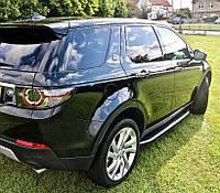 Пороги оригинальный дизайн Land Rover Discovery Sport, фото 1