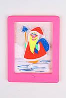 Доска для рисования Волшебные рисунки 36 режимов подсветки Розовая