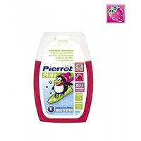 Зубная паста для детей 2 в 1 FUSHIMA Pierrot Piwy 2 in 1 Toothpastes for Children