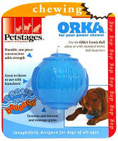 Pt235 Petstages Orka Теннисный мяч, 7 см