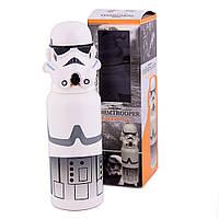 Бутылка для воды и напитков Stormtrooper Белая