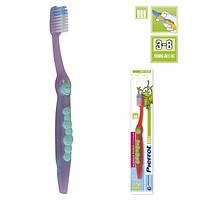 Зубная щётка для детей Гусеница FUSHIMA Pierrot Gusy Toothbrushes for Children