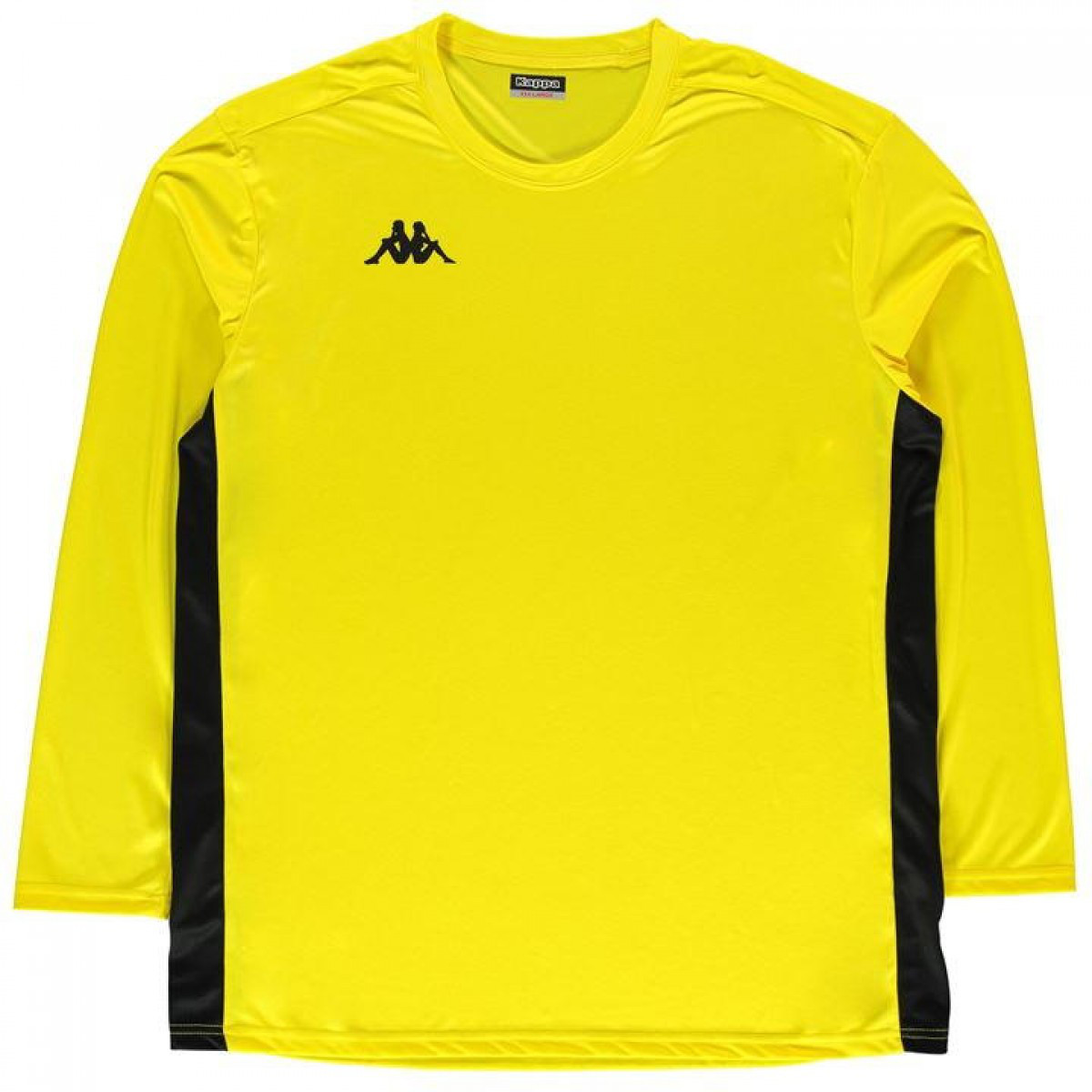 7974c35ff0b8 Футболка Kappa Torino Long Sleeve Yellow Royal - Оригинал — в ...