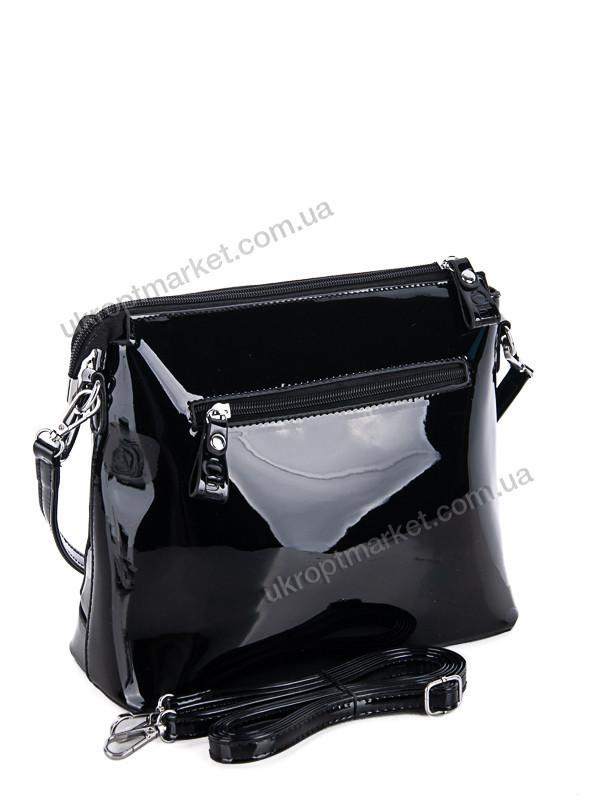 b1ea91106097 Купить Сумку женскую SF6046-PL black (27x22см, черный)