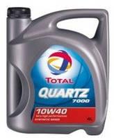 Моторное масло total quartz 7000 energy 10w-40 4 литра