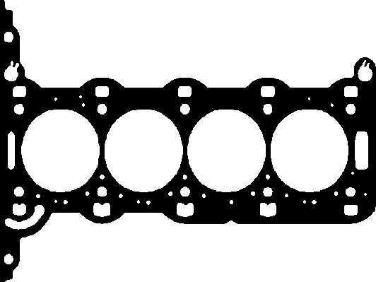 Прокладка головки блока OPEL Z12XE/Z12XEP/Z14XEP (Elring). 808.134