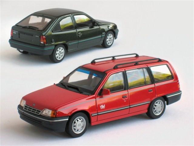 Opel Kadett E (09.1984-1991)