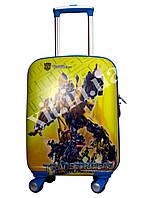 """Детский чемодан 18"""" на 4 колесах Трансформер, фото 1"""