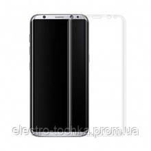 Защитное стекло на телефон Самсунг S8 G950 3D прозрачное