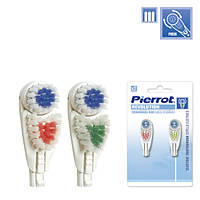 Насадки сменные к зубной щётке Revolution FUSHIMA Pierrot Revolution Exchangeable Head