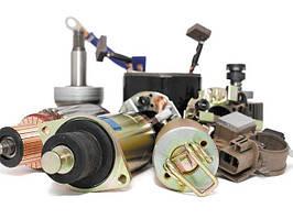 Запчасти и расходные материалы для автомобильного электрооборудования