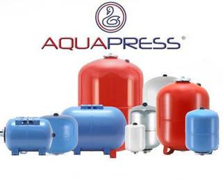 Aquapress Италия (гидроаккумуляторы и расширительные баки)