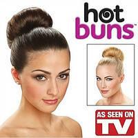 Hot Buns Hair
