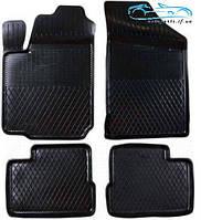 Автоковрики, резиновые коврики Corsa C, Корса С