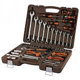 Универсальный набор инструмента, 55 предметов  OMT55S (Ombra, Тайвань), фото 2