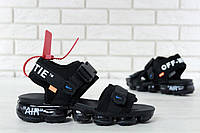 Мужские Сандали Nike Off Air в черном цвете