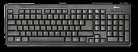IT набор Trust Ziva Wireless Keyboard With Mouse Black