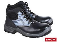 Шкіряні черевики REIS BRZAND
