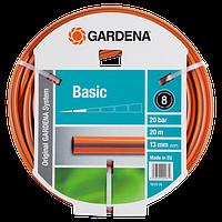 "Шланг Basic д.13мм (1/2"") 20м Gardena"