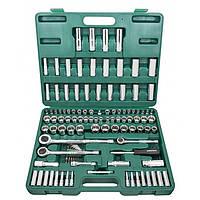 Универсальный набор инструментов 107 предметов S05h48107S (Jonnesway, Тайвань)