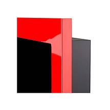 Біокамін GLOBMETAL 900х400 мм червоний глянсовий, фото 3