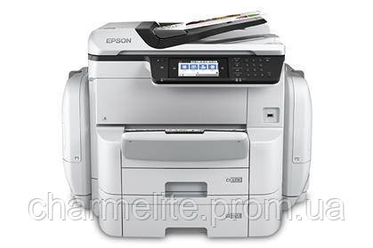 МФУ А3 Epson WorkForce Pro WF-C869RDTWF с Wi-Fi