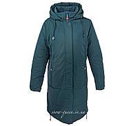 Женская зимняя куртка парка Cat Elegant