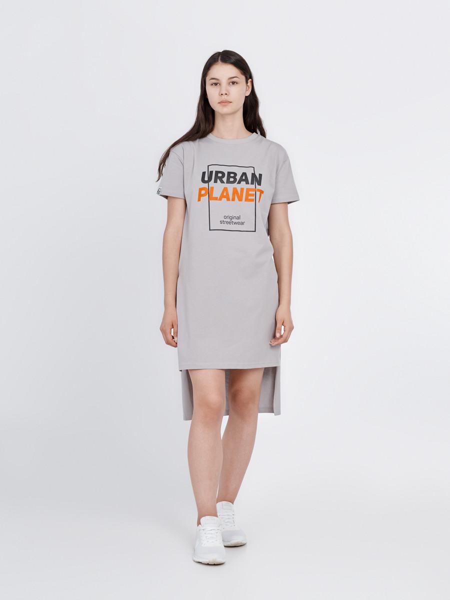 Платье туника женская ORIGINAL TUN P Urban Planet (модное платье, плат