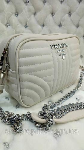 abb59148b603 Сумка реплика Prada , сумки прада купить Турецкие Люкс копии белый и черный  цвет : продажа, цена в Киеве. женские сумочки и клатчи от