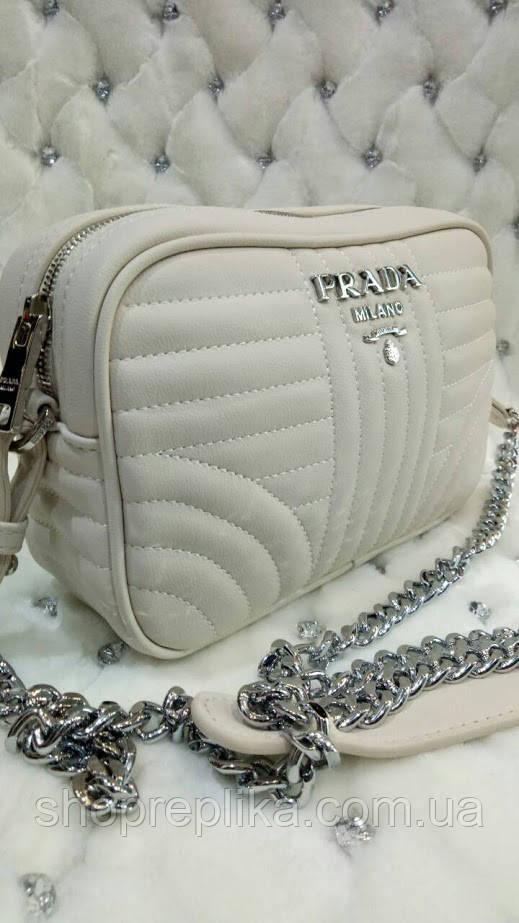26ff9a5acd8a Сумка реплика Prada , сумки прада купить Турецкие Люкс копии белый и черный  цвет