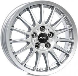 Диски ATS (ATС) модель Streetrallye цвет Polar-silver