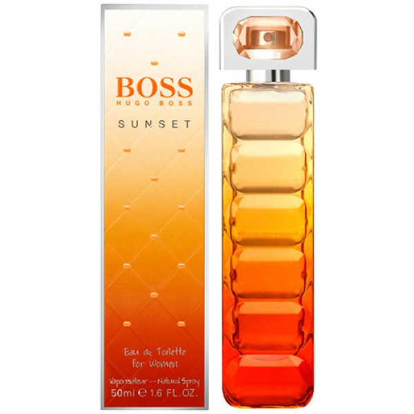 Hugo Boss Orange Sunset Edt L 50 Ml цена 751 грн купить в