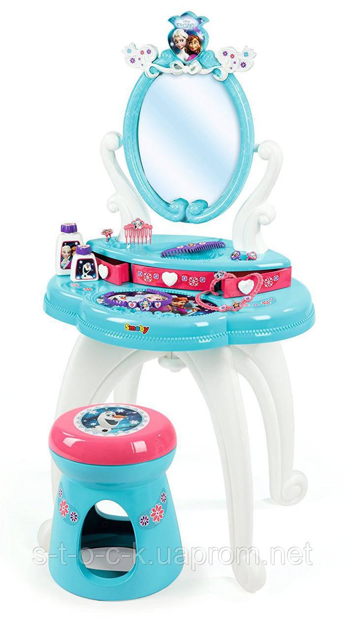 Туалетный столик для девочек Frozen Smoby 320214